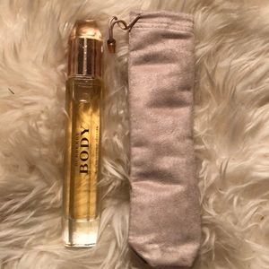 Burberry Body Perfume and Dust Bag, never used